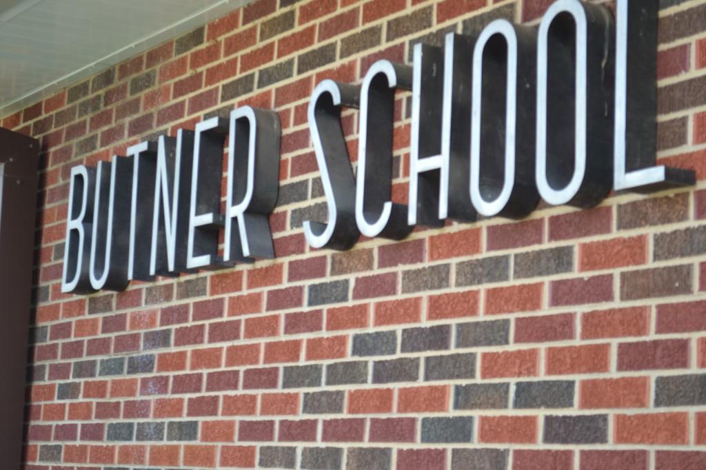 Butner Public Schools Sign