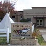 Comanche Nation College campus