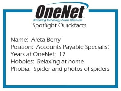 Aleta Spotlight Quickfacts