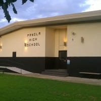 Panola Public Schools building