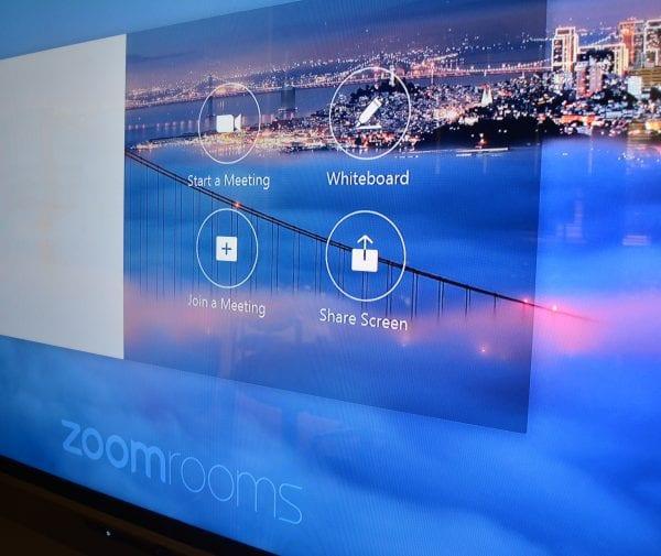 Zoom Room TV