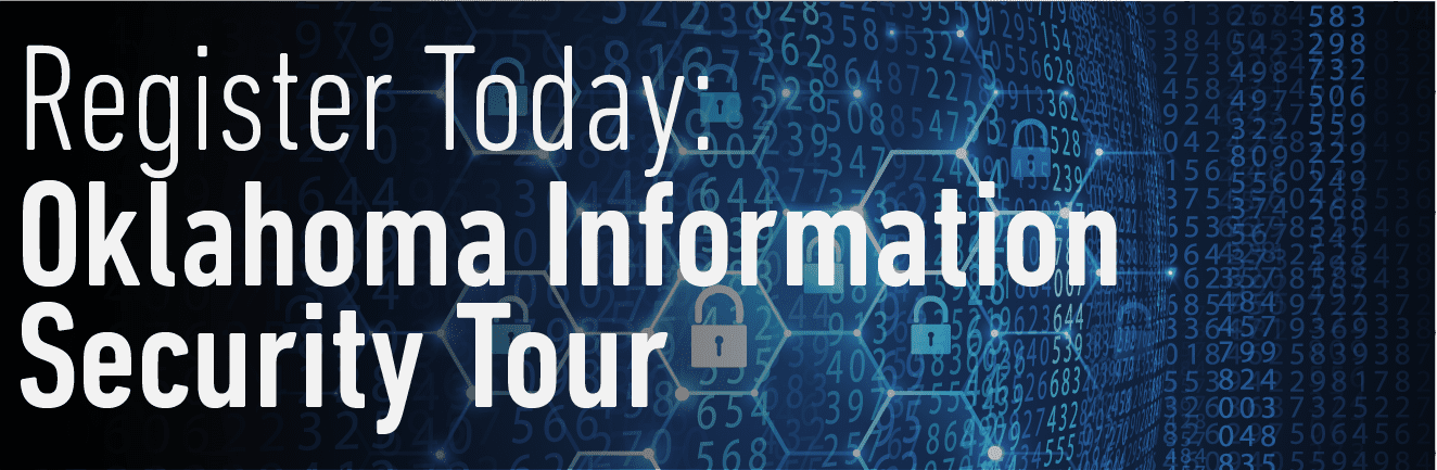 Info Security Tour Register Today