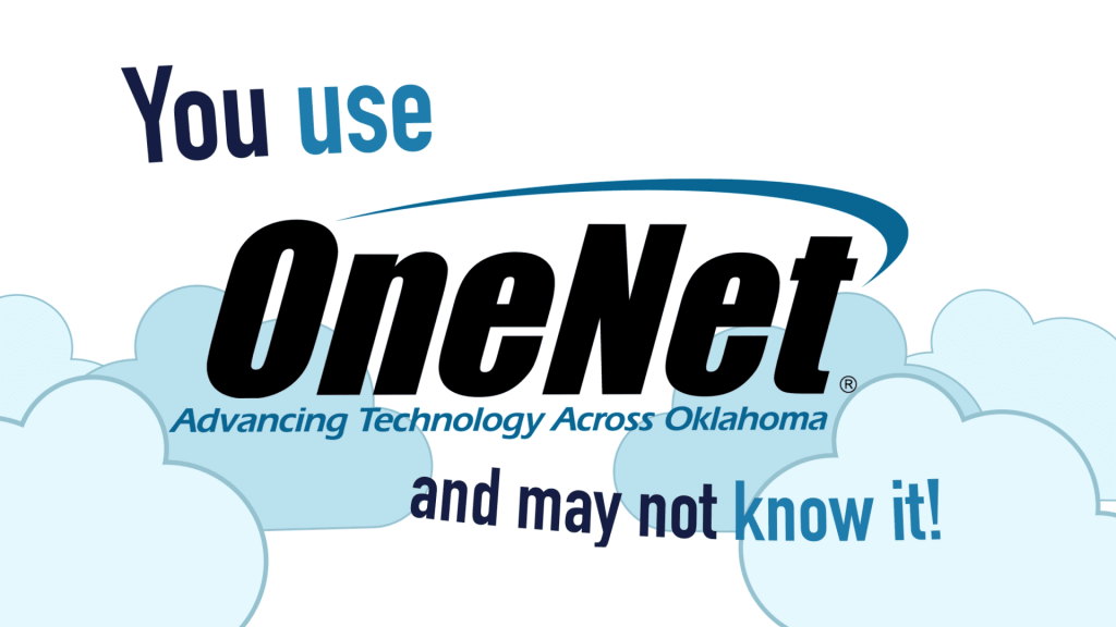 "OneNeet Logo - ""You Use OneNet and May Not Know It"""
