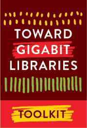 Toward Gigabit Libraries Toolkit Logo