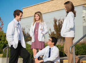 OU Tulsa Clinical Students