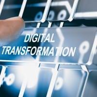 Digital Transformation Keyboard