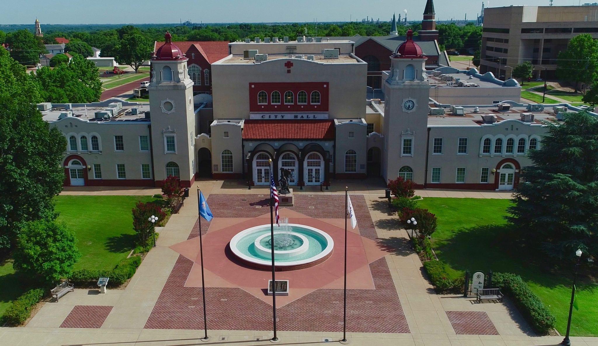 Ponca City - City Hall