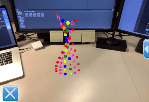 DNA AR model