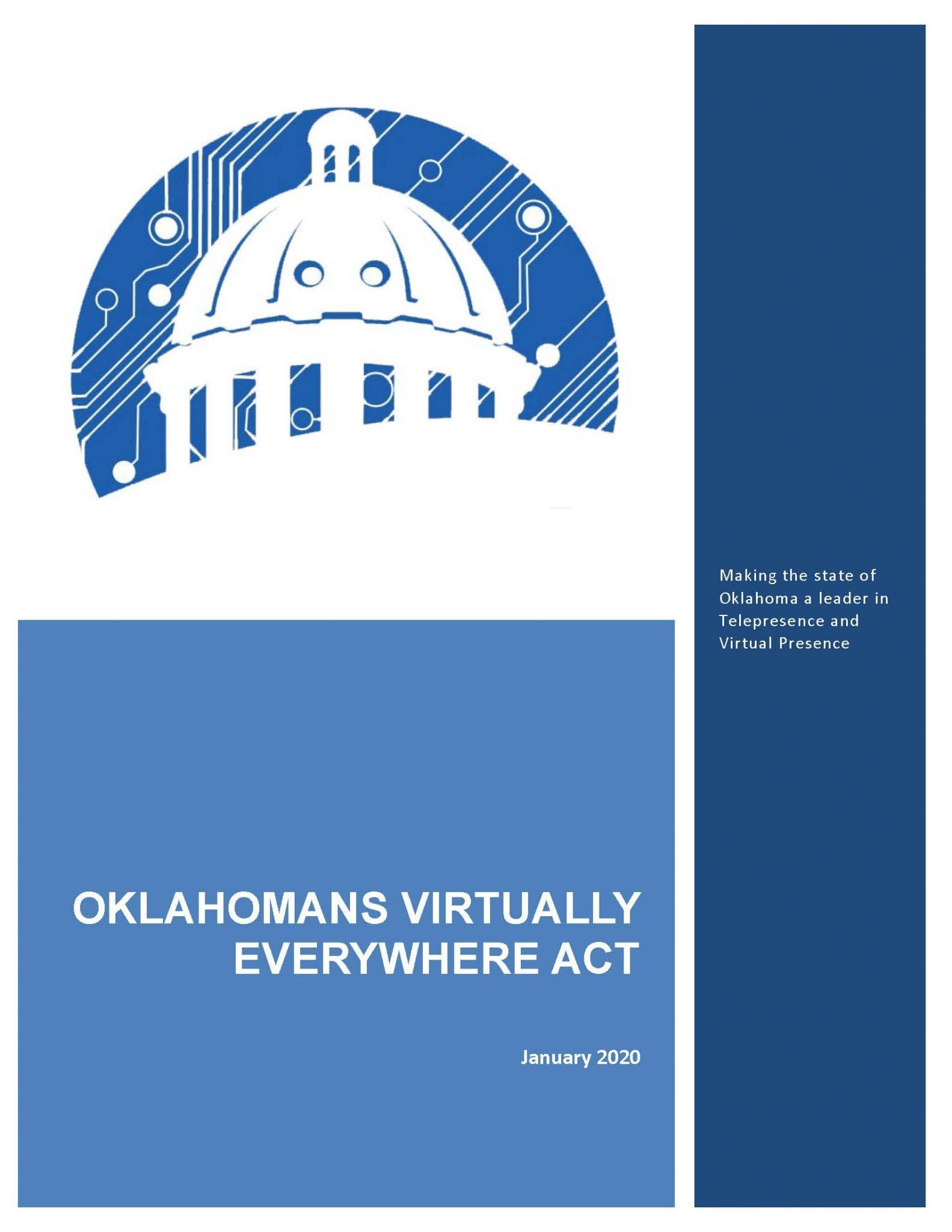 Virtually Everywhere Report Cover