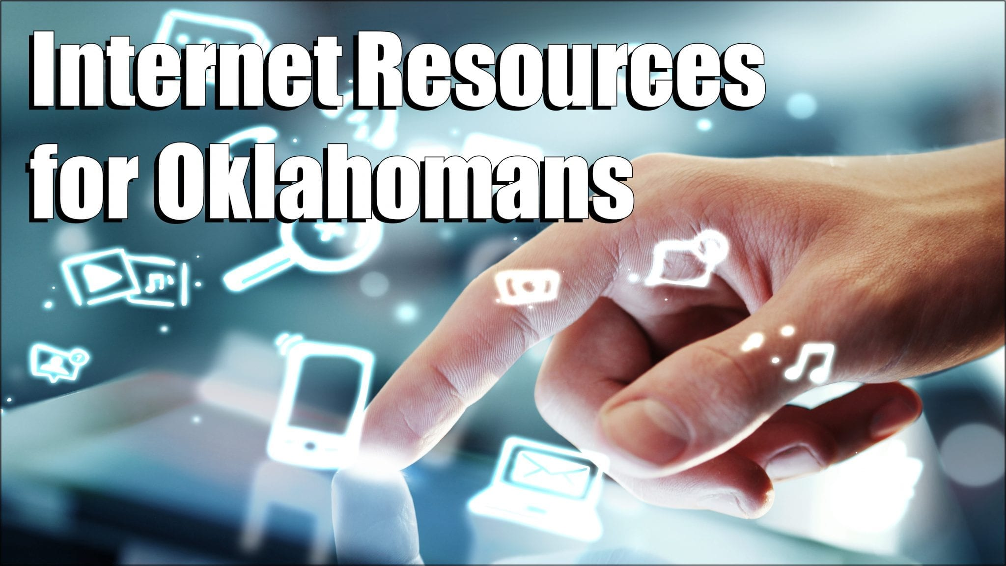 Internet Resources for Oklahomans photo