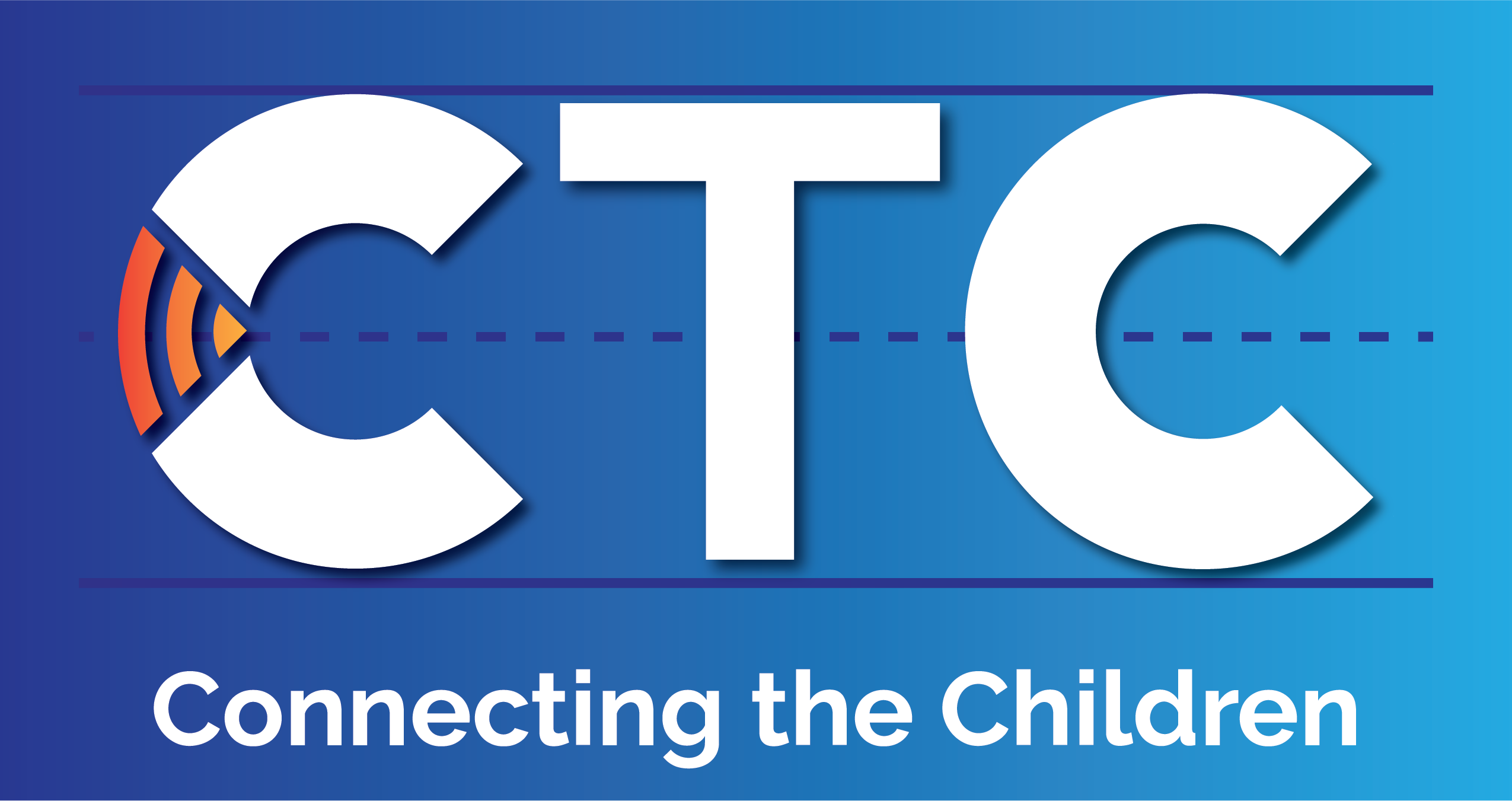 Connecting the Children logo