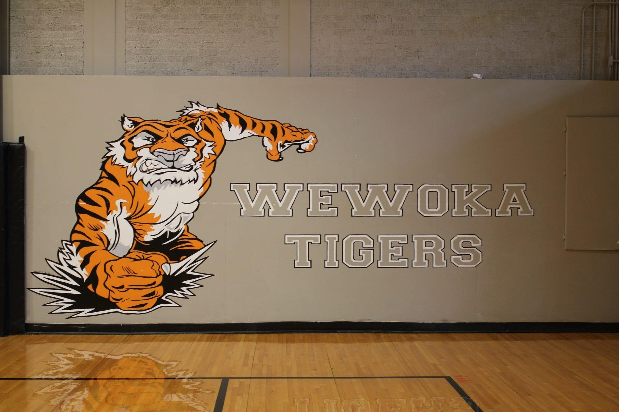 Wewoka Tigers Signage