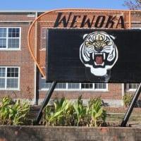 Wewoka Public Schools Signage