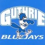 Guthrie Publc Schools Bluejays Logo