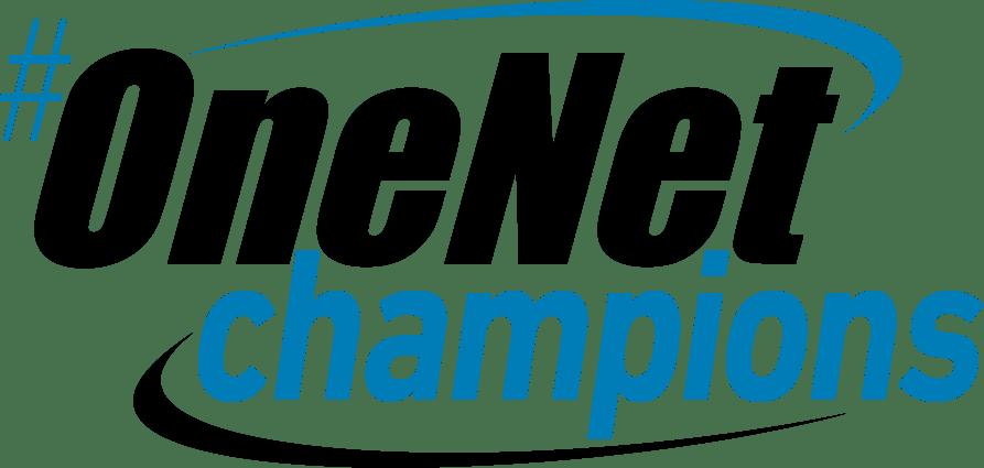 #OneNetChampions Logo