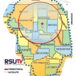 RSUTV Broadcast Map