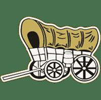 Woodward Public Schools Wagon Logo